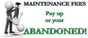 Maintenance Fees Featured