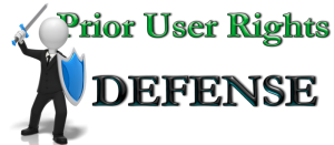 Prior User RIghts Defense America Invents Act Patent Law