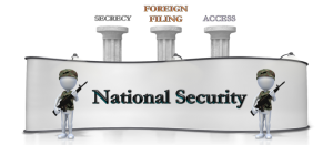 Secrecy, Access and Foreign Featured