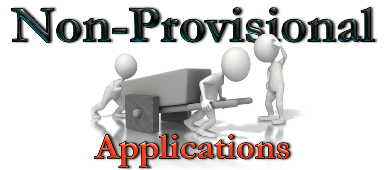 Patent Bar Non-Provisional Utility Applications