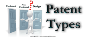 Patent Types Featured