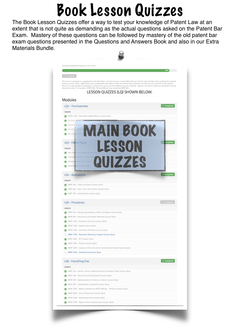 Book Lesson Quizzes Featured